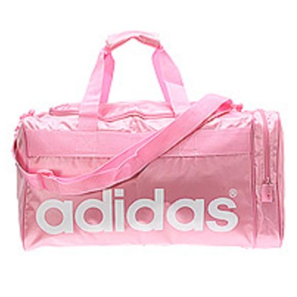 adidas Handbags - Pink adidas Santiago duffel bag 4a559a7bf4d6e